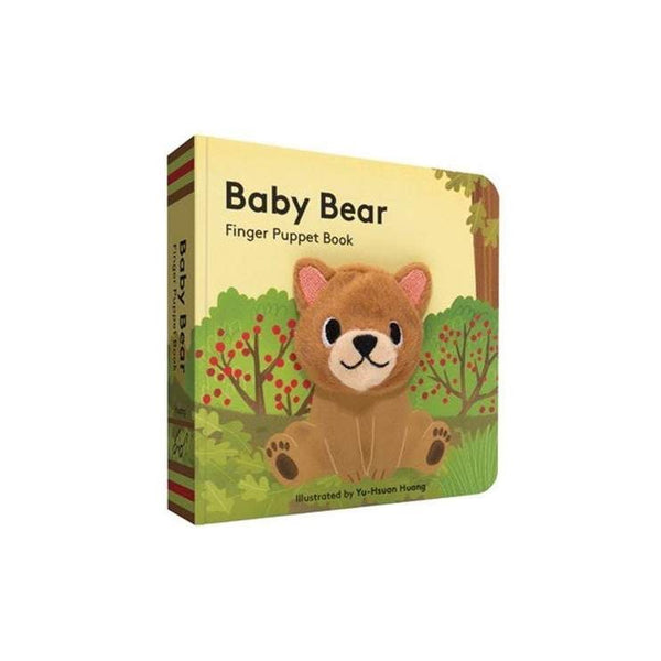 Baby Bear Finger Book