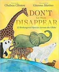 Don't Let Them Disappear Book - Waterlemon Kids
