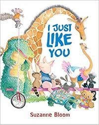 Waterlemon Kids - I Just Like You Book - Book