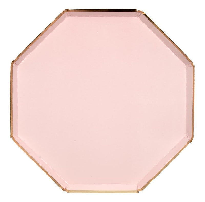 Dusty Pink Large Plate