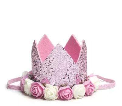 Waterlemon Kids - Flower Crown Pink - Crown