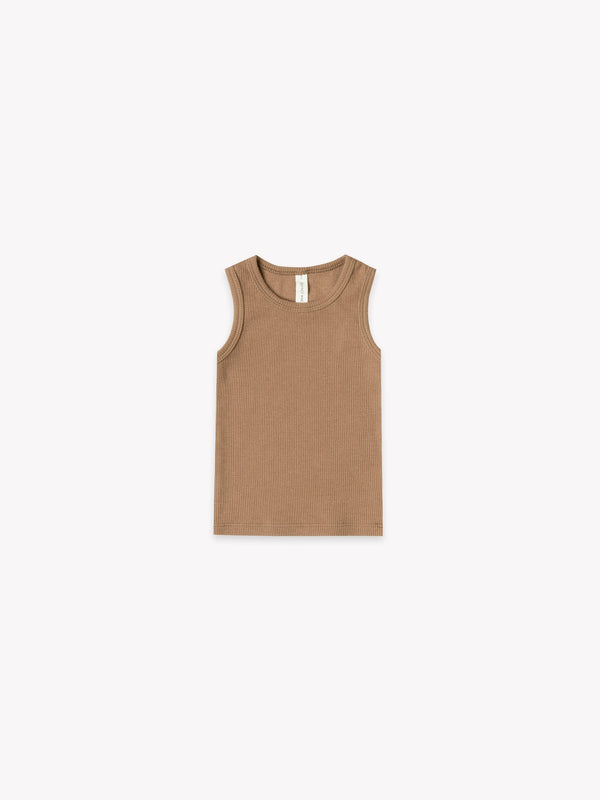 Ribbed Tank Copper