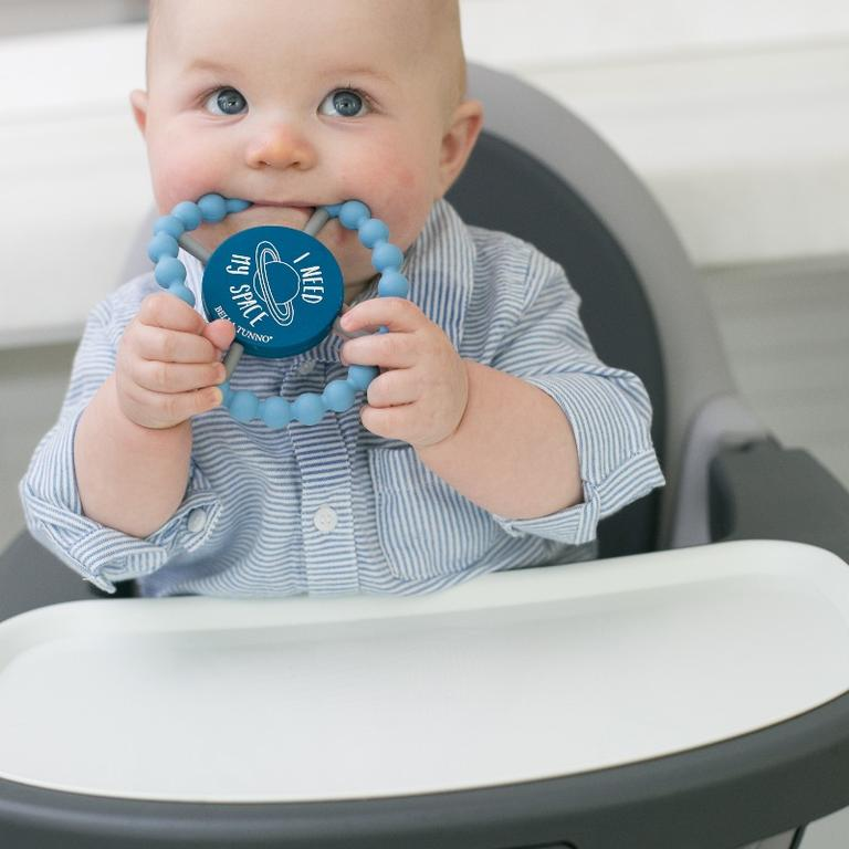 I Need My Space Teething Ring