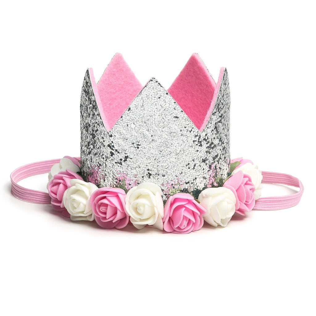Waterlemon Kids - Flower Crown Silver - Crown