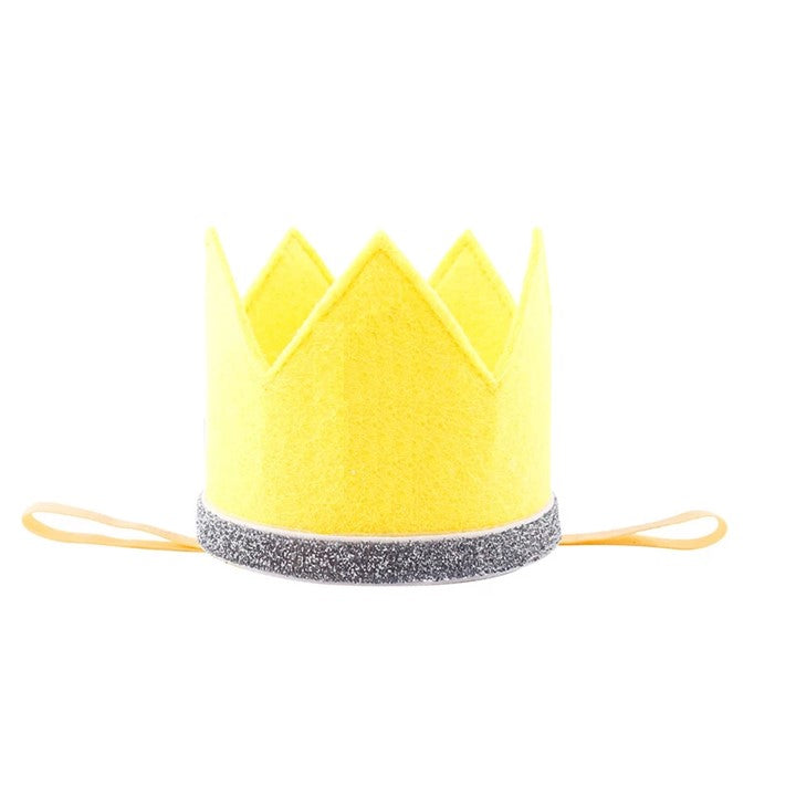 Boy Crown Yellow