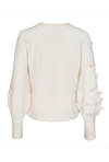 Bow Sweater - Ivory