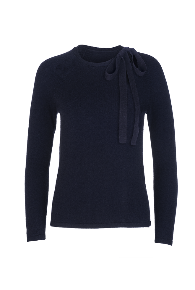 Iris Sweater - Navy