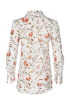 Laurel Blouse - Blush Cottage Garden