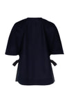 Calla Lily Jacket - Navy