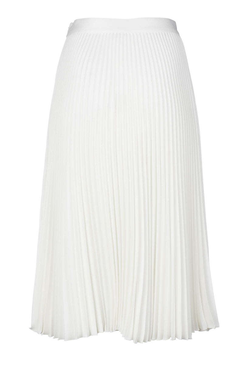 Pleated Skirt - Ivory