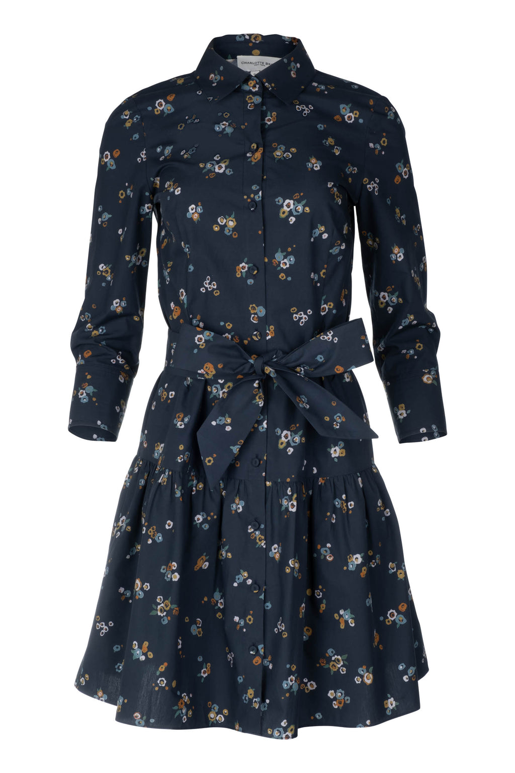 Rosemary Dress - Meadow Print