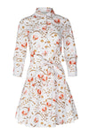 Rosemary Dress - Blush Cottage Garden