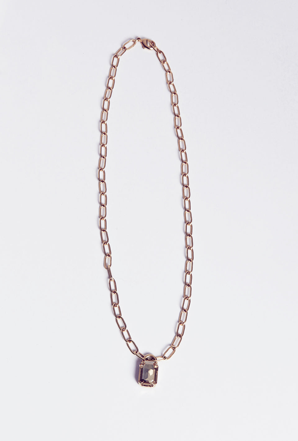 Pendant Chain Necklace