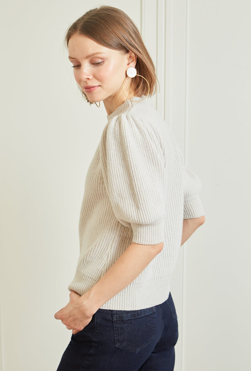 Cleo Pullover - Grey