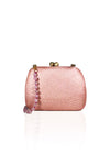 Lolita Bun Clutch - Peach
