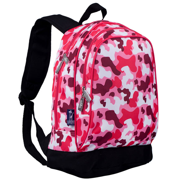 Wildkin Camo Pink 15 Inch Backpack