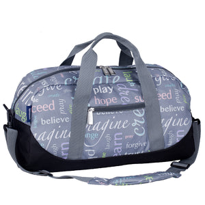 Inspiration Overnighter Duffel Bag