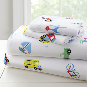 On the Go Sheet Set