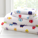 Monsters Sheet Set