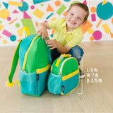 Monster Green Clip-in Lunch Box
