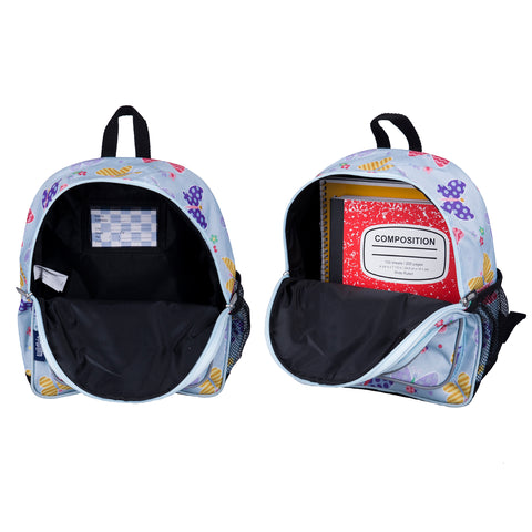Butterfly Garden 12 Inch Backpack