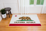 State of Mind California State Flag 39x59 in. Rug