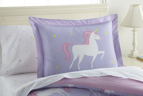 Unicorn Cotton Bed in a Bag