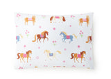 Horses Cotton Bed in a Bag