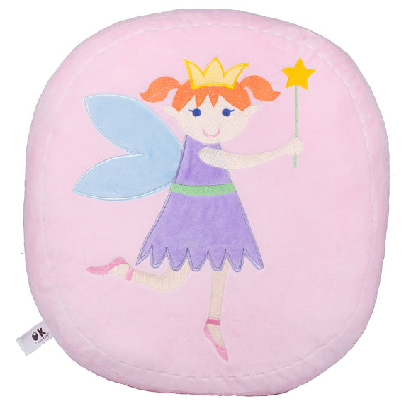 Fairy Princess Plush Pillow