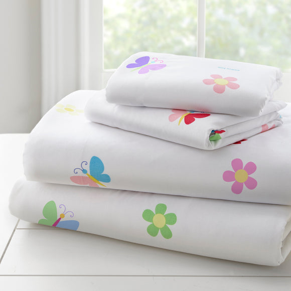 Butterfly Garden Sheet Set