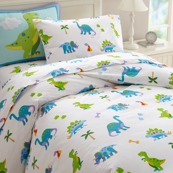 Dinosaur Land Duvet Cover