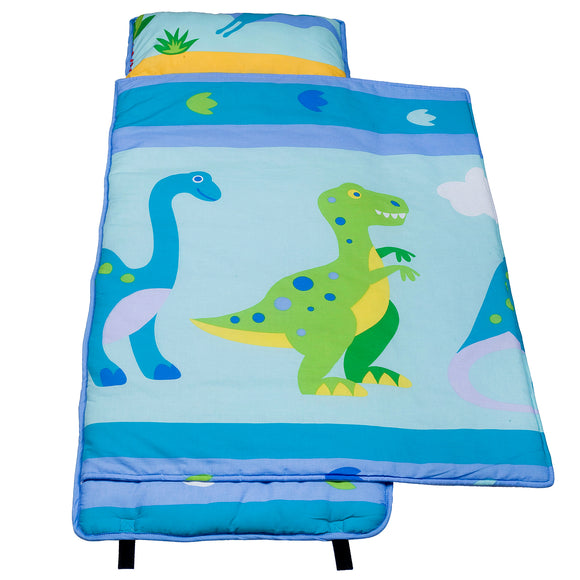 Dinosaur Land Cotton Nap Mat