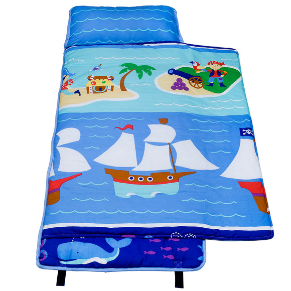 Pirates Cotton Nap Mat