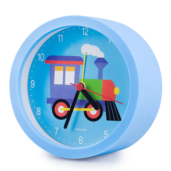 Trains, Planes, Trucks Alarm Clock