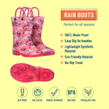 Magical Unicorns Rain Boots