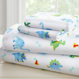 Dinosaur Land Sheet Set