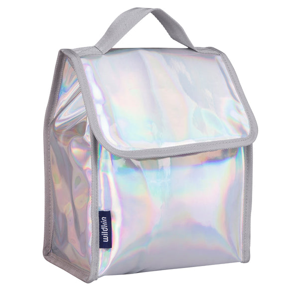 Holographic Lunch Bag