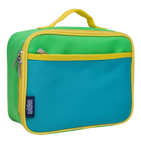 Monster Green Lunch Box