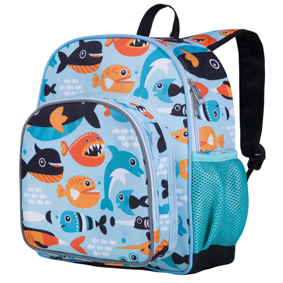 Big Fish 12 Inch Backpack