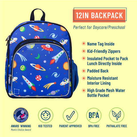 Out of this World 12 Inch Backpack