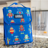 Robots Lunch Bag
