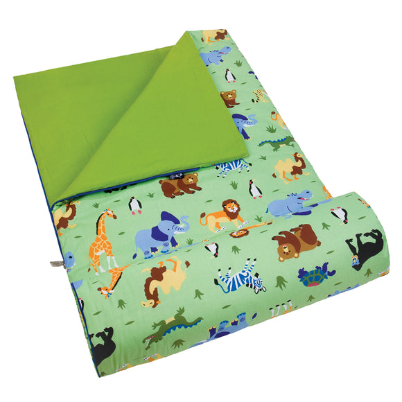 Wild Animals Original Sleeping Bag