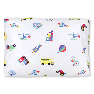 On the Go Microfiber Pillow Case