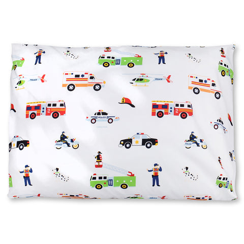 Heroes Microfiber Pillow Case