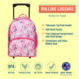 Magical Unicorns Rolling Luggage