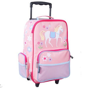 Horses Rolling Suitcase