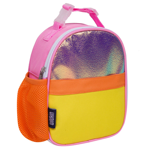Orange Shimmer Clip-in Lunch Box