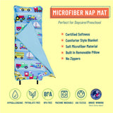 On the Go Microfiber Nap Mat
