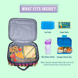 Rainbow Hearts Lunch Box