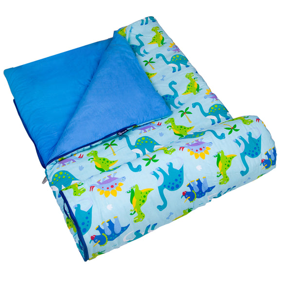 Dinosaur Land Original Sleeping Bag